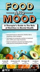 Image of Food and Mood: A Therapist's Guide to The Role of Nutrition in Mental
