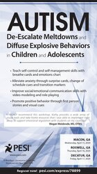 Image of Autism: De-Escalate Meltdowns and Diffuse Explosive Behaviors in Child