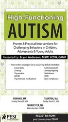 Image of High-Functioning Autism: Proven & Practical Interventions for Challeng