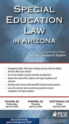 Image of Special Education Law in Arizona