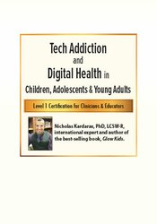 Image of Tech Addiction & Digital Health in Children, Adolescents & Young Adult