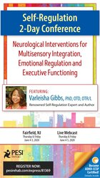 Image of Self-Regulation 2-Day Conference: Neurological Interventions for Multi