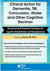 Image of Clinical Action for Dementia, TBI, Concussion, Stroke and Other Cognit