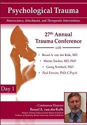 Image ofBessel A. van der Kolk's 27th Annual Trauma Conference: Day 1
