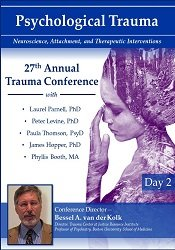 Image ofBessel A. van der Kolk's 27th Annual Trauma Conference: Day 2