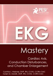 Image of EKG Mastery: Cardiac Axis, Conduction Disturbances, and Chamber Enlarg
