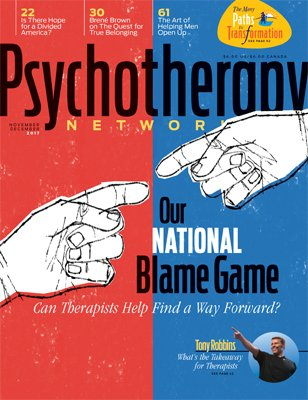 Our National Blame Game