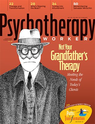 Not Your Grandfather's Therapy
