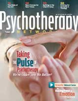 Taking The Pulse of Psychotherapy