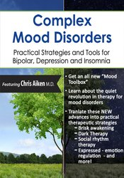 Image ofComplex Mood Disorders: Practical Strategies and Tools for Bipolar, De