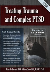 Image of Treating Trauma and Complex PTSD