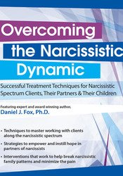 Image ofOvercoming the Narcissistic Dynamic: Successful Treatment Techniques f