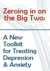 Image ofZeroing in on the Big Two: A New Toolkit for Treating Depression & Anx