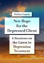 Image of New Hope for the Depressed Client