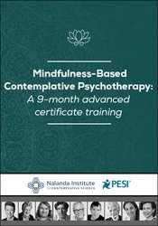 Mindfulness-Based Contemplative Psychotherapy: