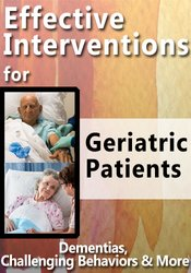 Effective Interventions for Geriatric Patients