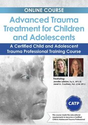 Certificate in Trauma Treatment for Children and Adolescents