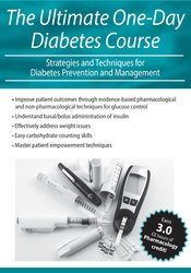 The Ultimate One-Day Diabetes Course
