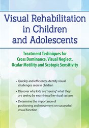 Visual Rehabilitation in Children and Adolescents: