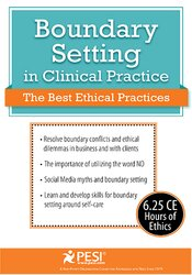 Boundary Setting in Clinical Practice