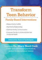 Transform Teen Behavior: Family-Based Interventions