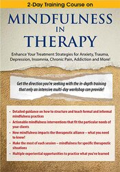 2-Day Certificate Course on Mindfulness in Therapy