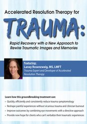 Accelerated Resolution Therapy for Trauma