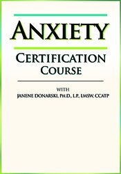 2-Day: Anxiety Certification Course