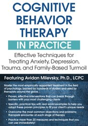 Cognitive Behavioral Therapy in Practice
