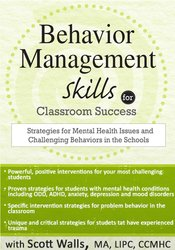 Behavior Management Skills for Classroom Success: