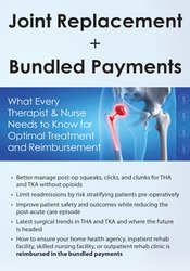 Joint Replacements + Bundled Payments