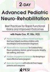 2-Day Advanced Pediatric Neuro-Rehabilitation