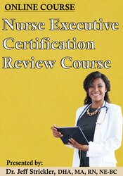Image of Nurse Executive Certification Review Course