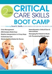 2-Day: Critical Care Skills Boot Camp