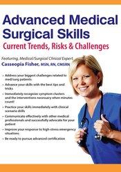2-Day Advanced Medical Surgical Skills: Current Trends, Risks & Challenges