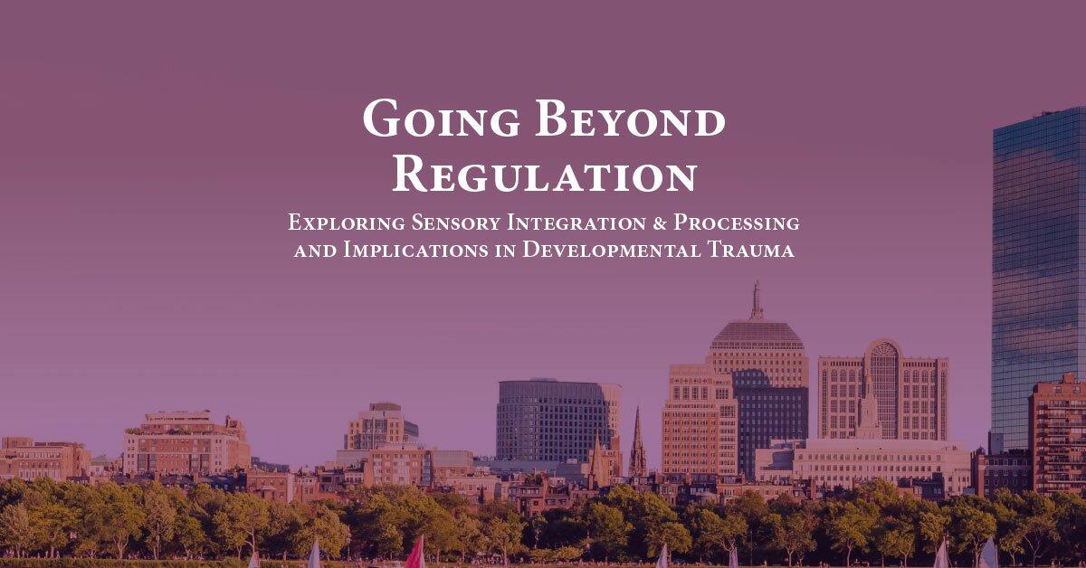 Going Beyond Regulation: Exploring Sensory Integration & Processing and Implications in Developmental Trauma 2