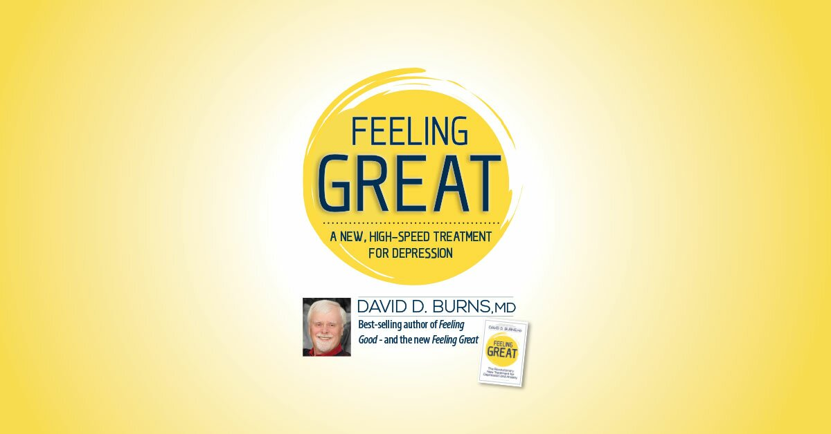 Feeling Great: A New High-Speed Treatment for Depression 2