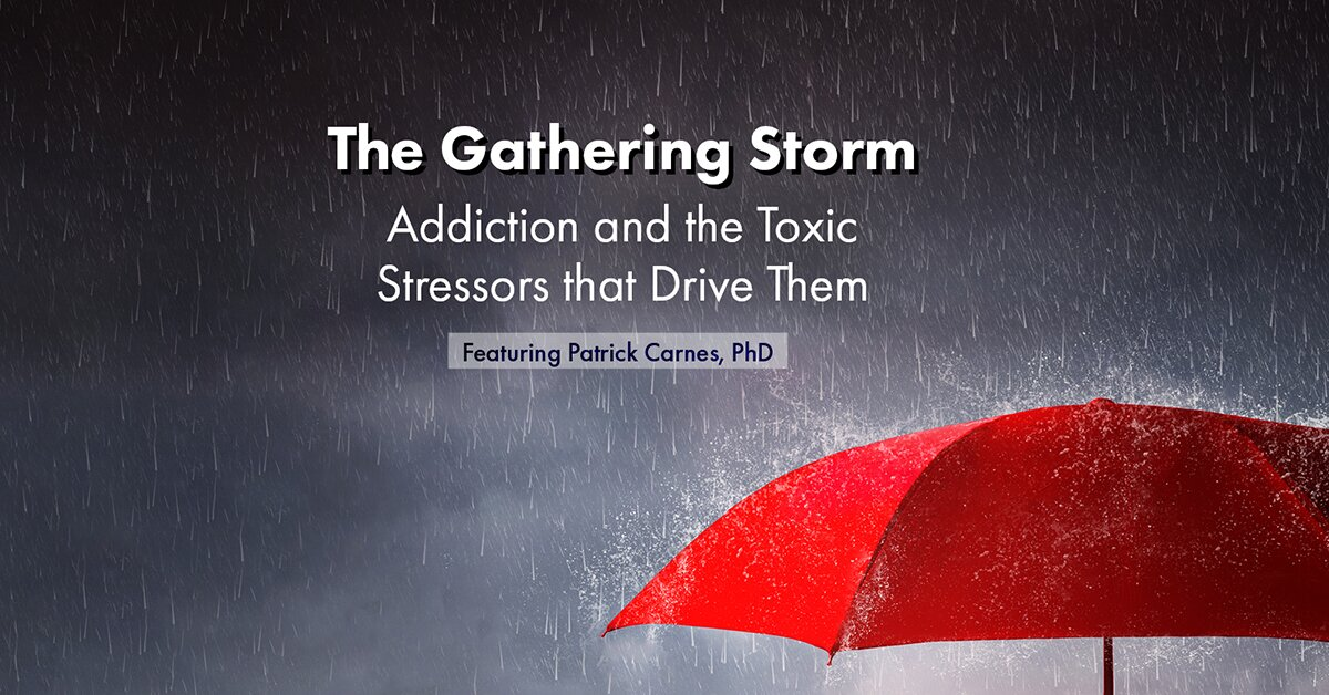 The Gathering Storm: Addiction and the Toxic Stressors that Drive Them 2