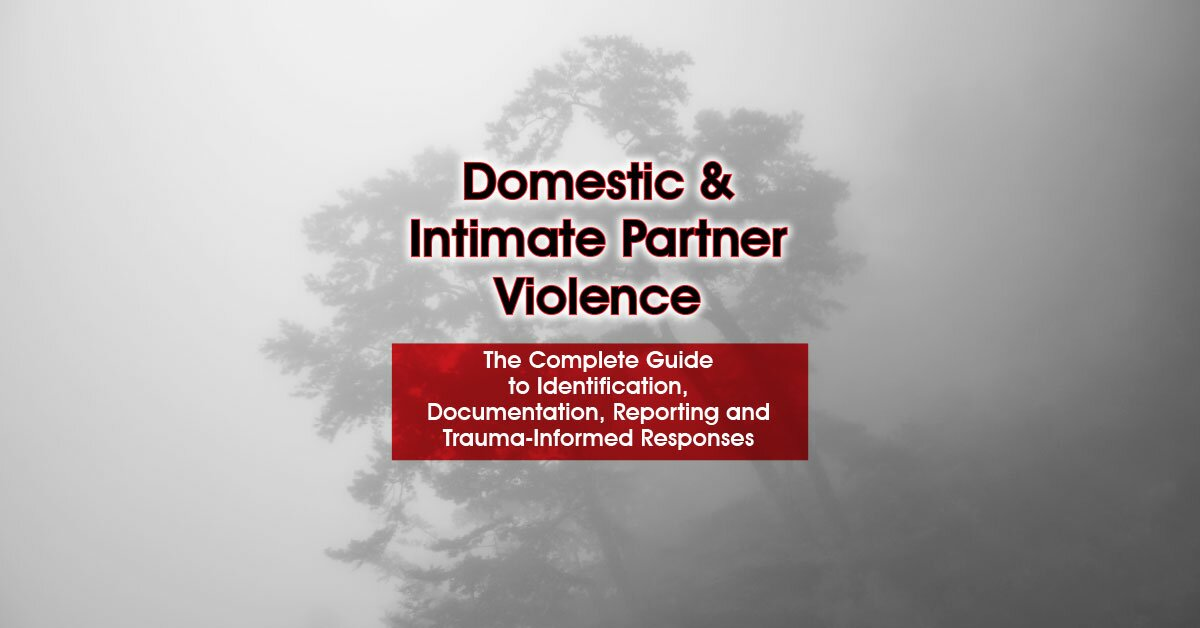 Domestic & Intimate Partner Violence: The Complete Guide to Identification, Documentation, Reporting and Trauma-Informed Responses 2