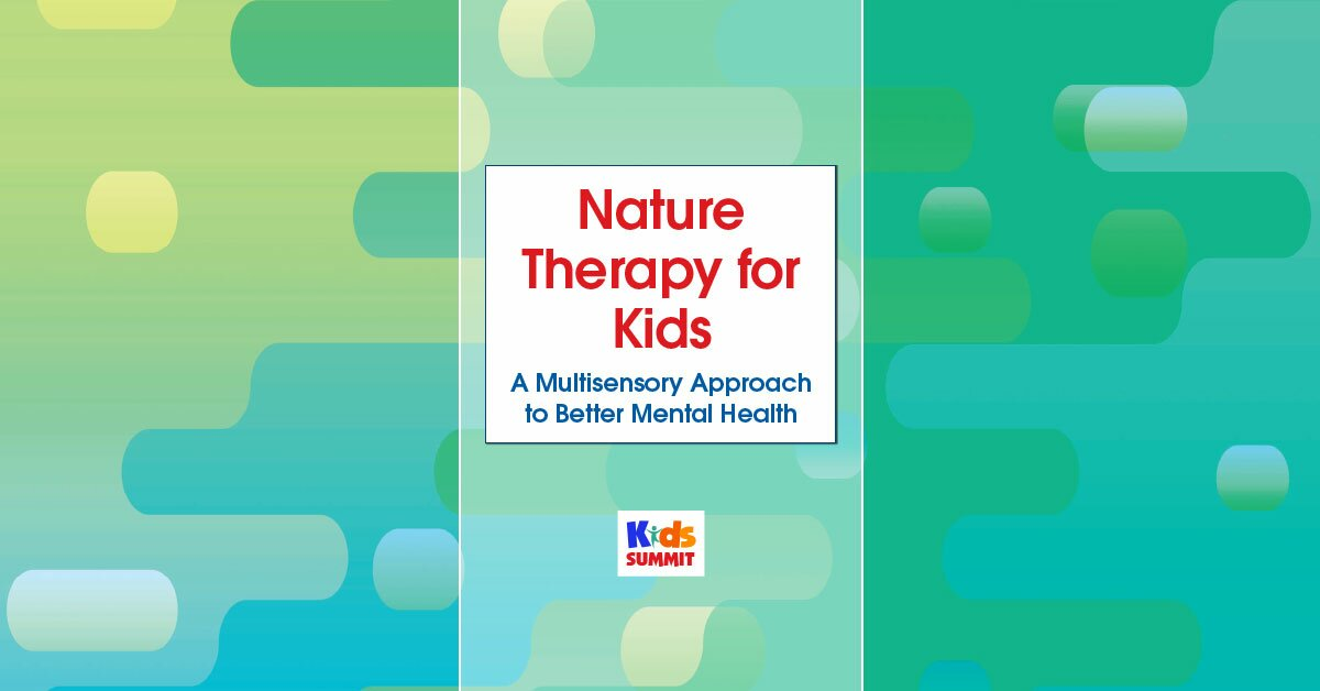 Nature Therapy for Kids: A Multisensory Approach to Better Mental Health 2