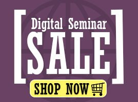40% off Select Digital Seminars - Click here!
