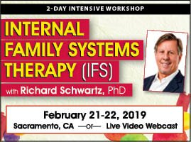 Internal Family Systems Therapy (IFS): 2-Day Experiential Workshop