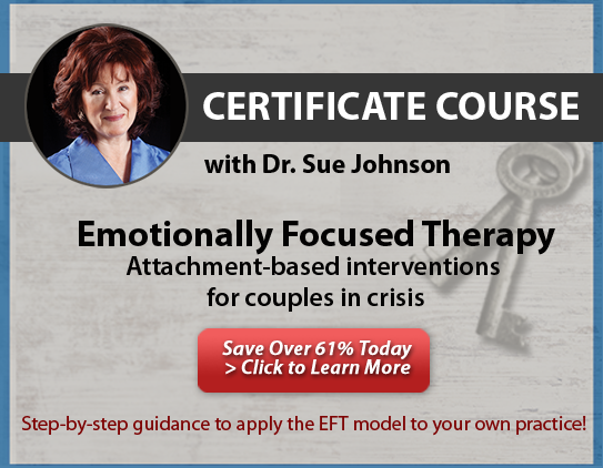 Certificate Course with Sue Johnson