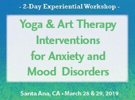 2-Day: Yoga and Art Therapy: Interventions for Anxiety and Mood Disorders