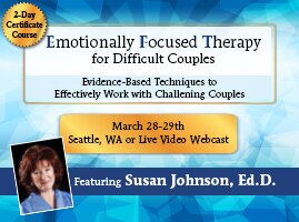 Register Now for this Rare event featuring Dr. Sue Johnson