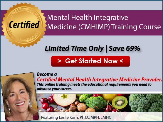 Certified Mental Health Integrative Medicine