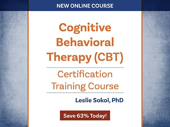 Cognitive Behavioral Therapy (CBT) Certification Training Course