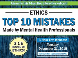 Get Your Year-End Ethics Credit!