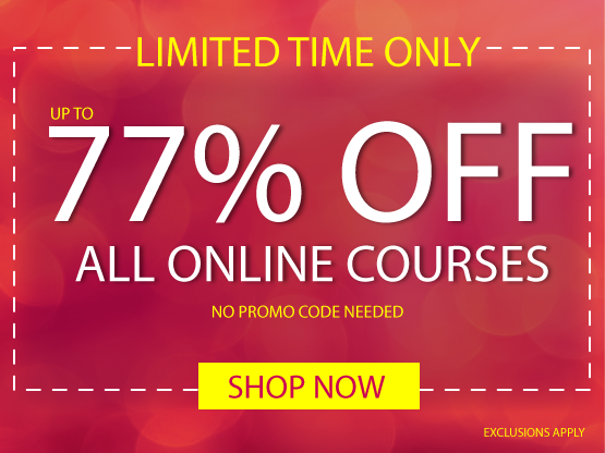 All HC Online Courses on Sale!