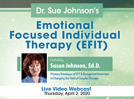 Watch Sue Johnson Live!